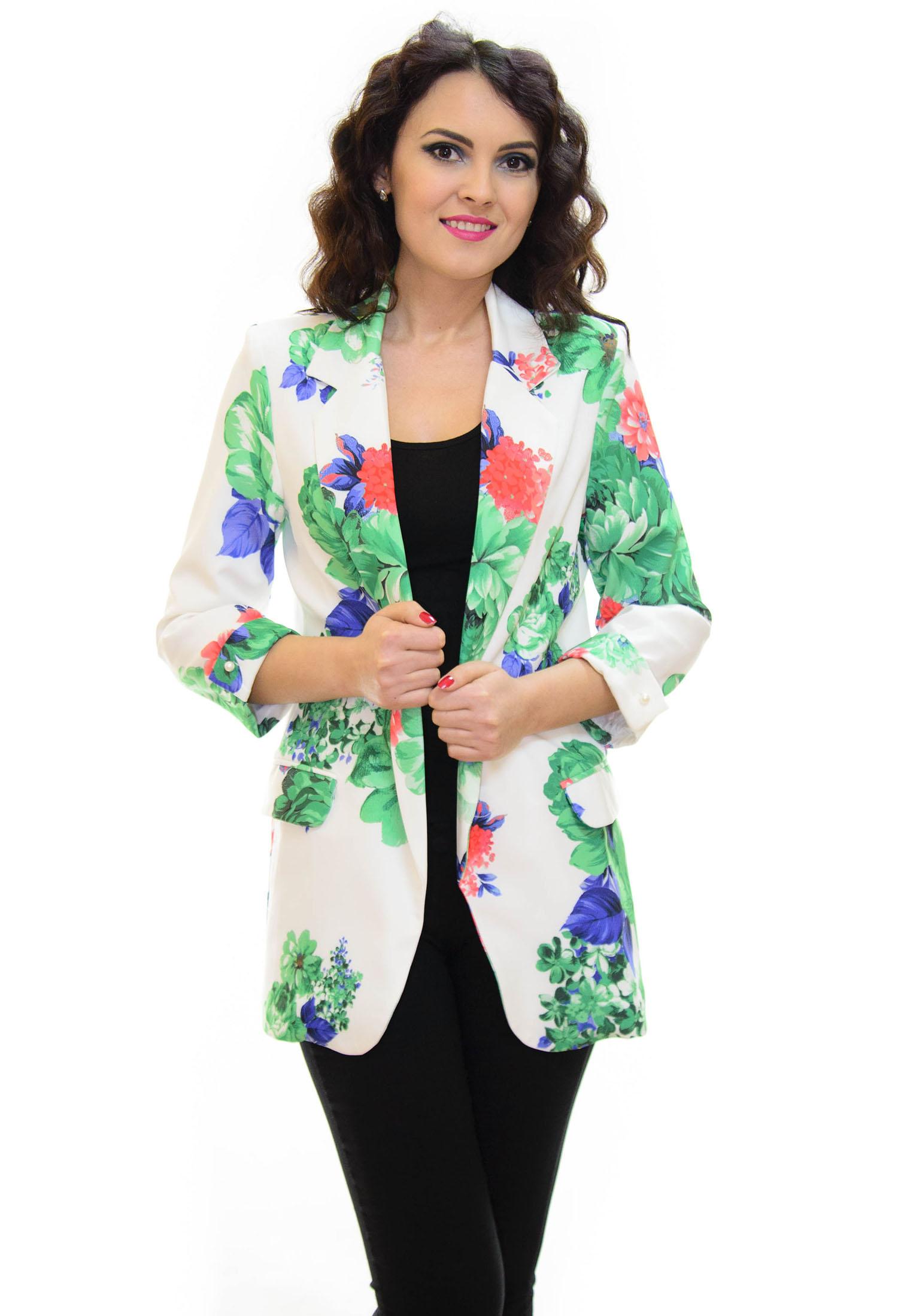 Blazer Lara Bella Fashion Advice Green