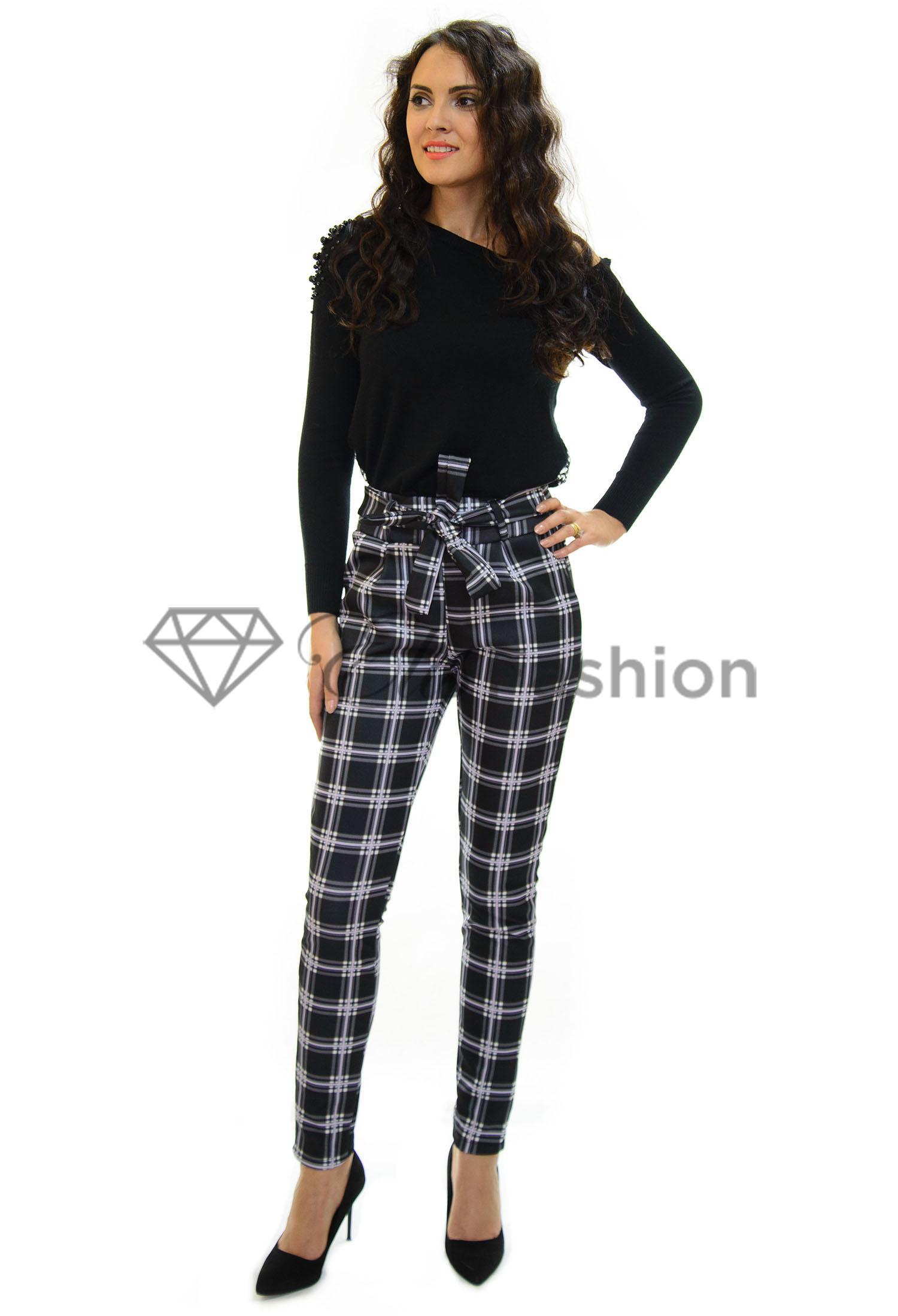 Pantaloni More Craving Black