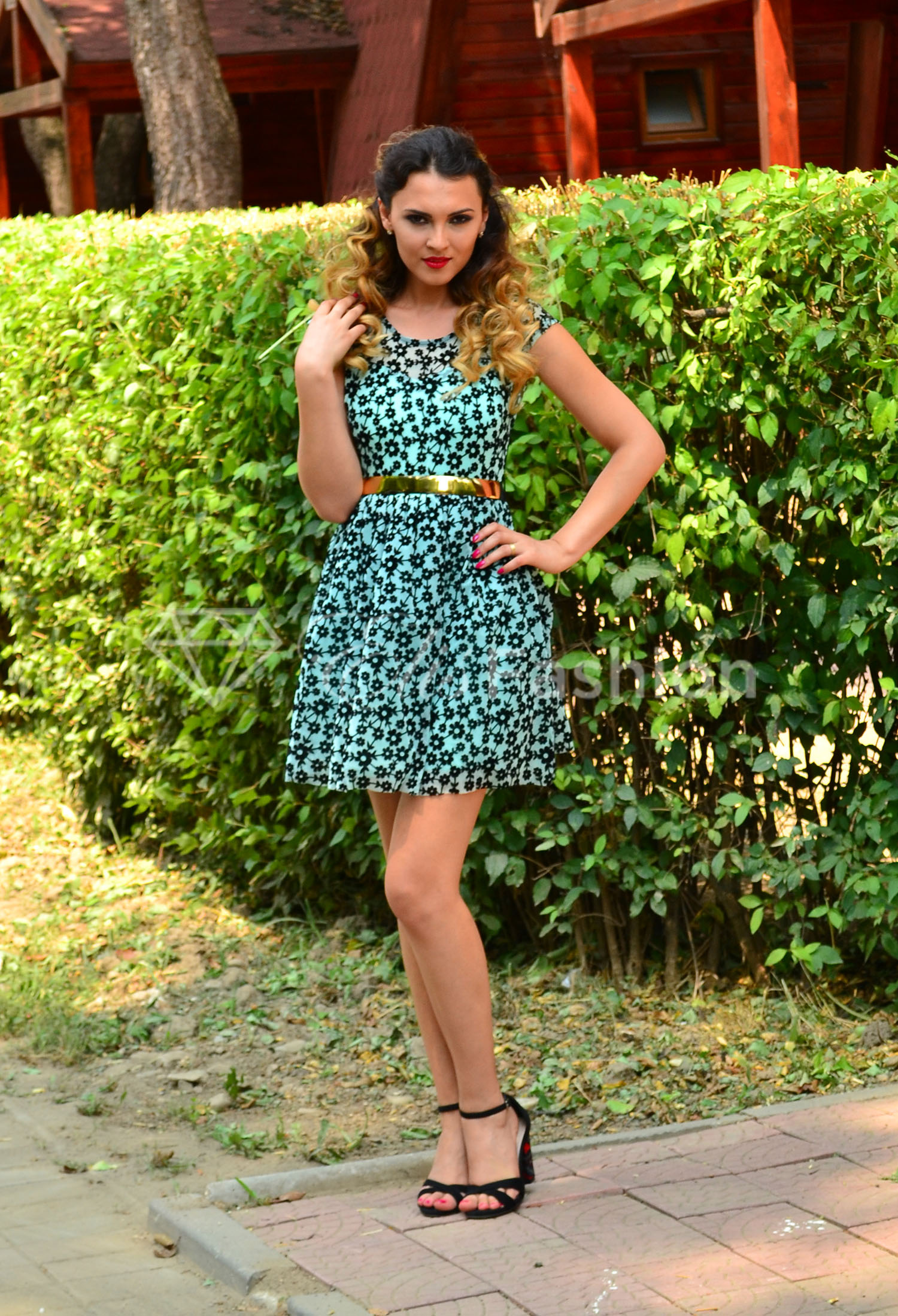 Rochie Mint Fever