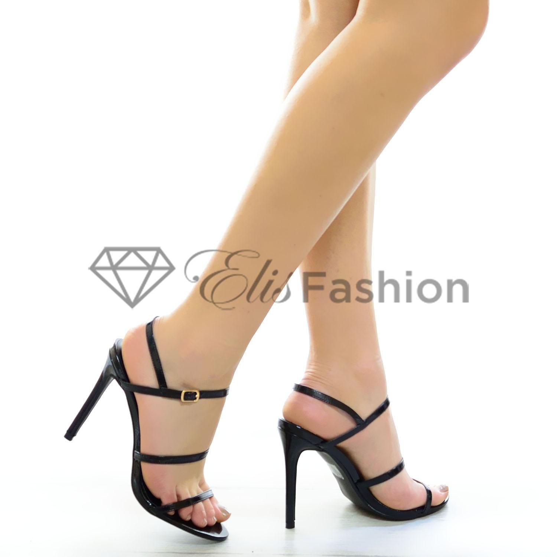 Sandale Tender Step Black #4661