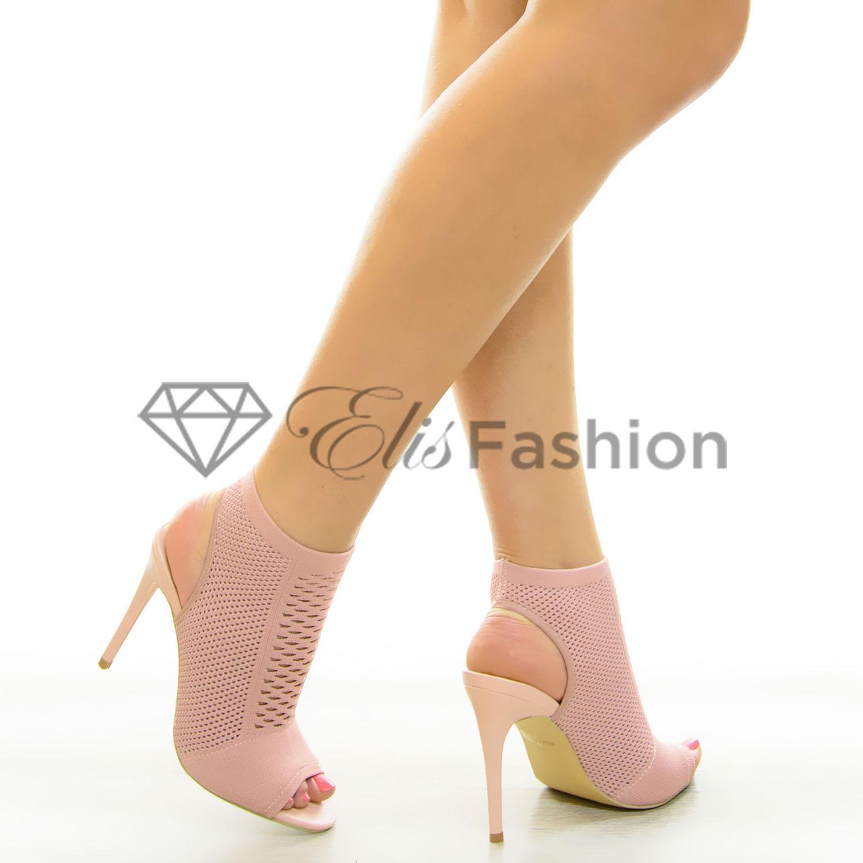 Sandale Step Inside Dusty Pink #7078