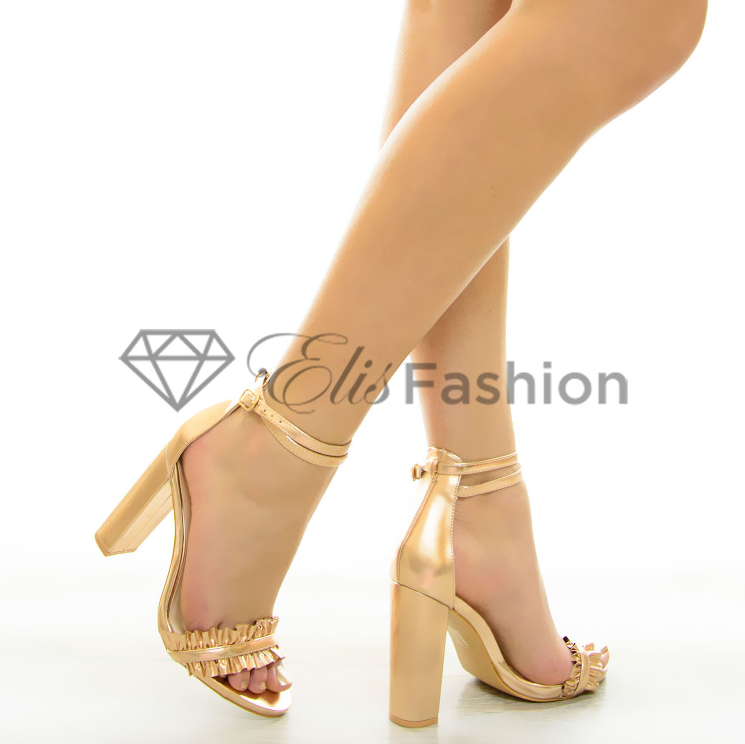 Sandale Perfect Rose Gold #7103