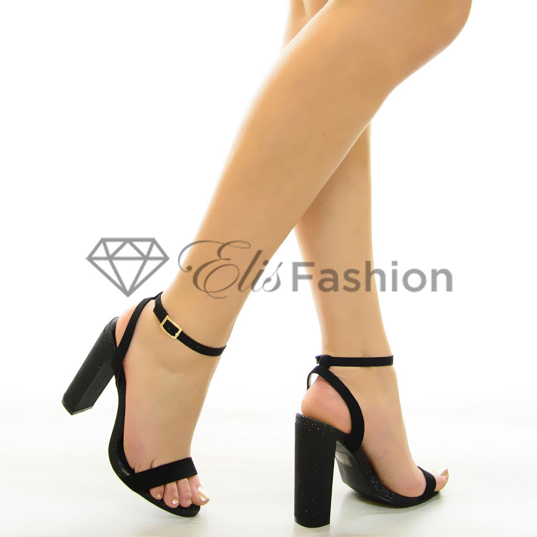 Sandale Blindfolded Black #7109