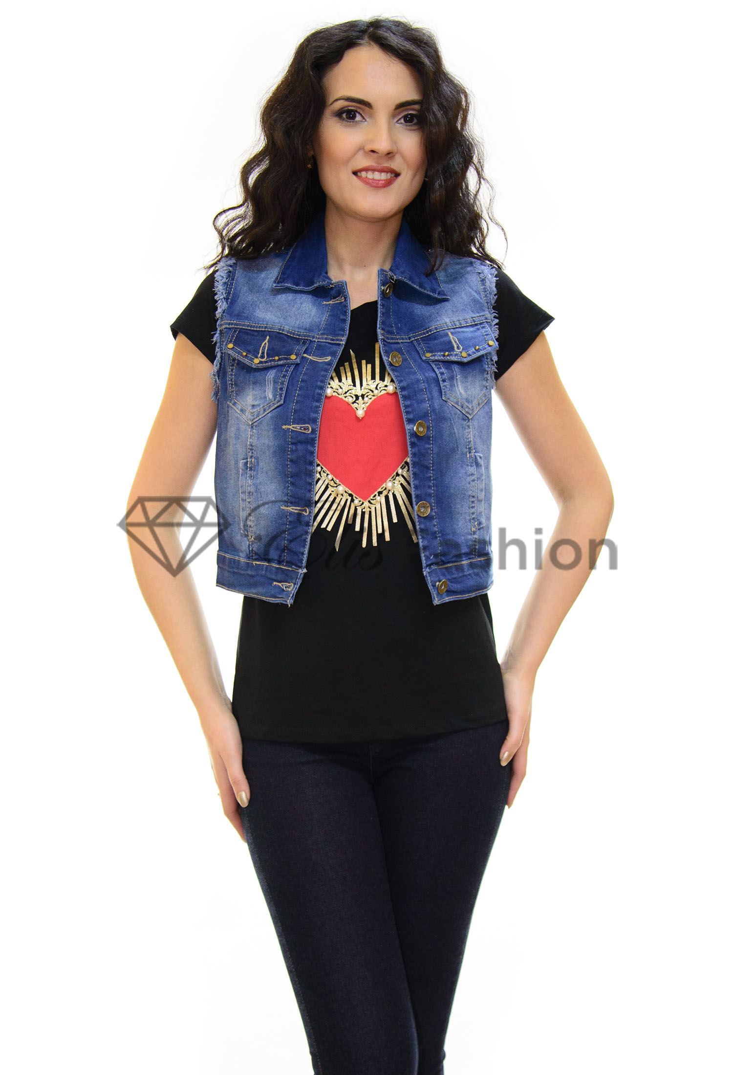 Vesta Top Knot Jeans