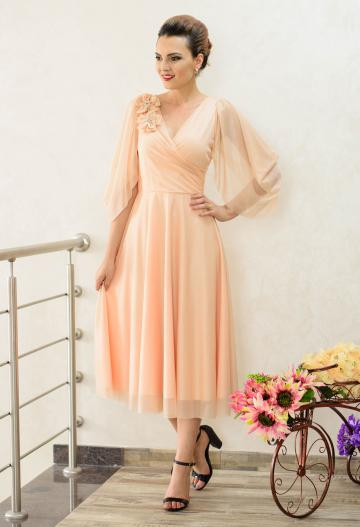 Rochie Intense Beauty Peach
