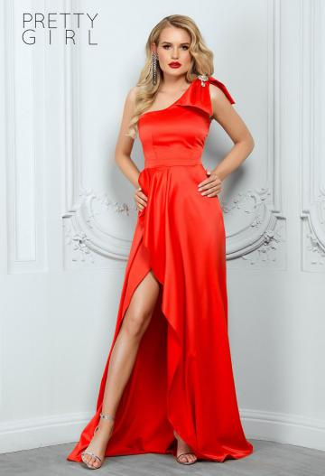 Rochie Pretty Girl Festive Night Red