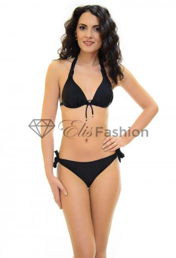 Costum de Baie All Texture Black