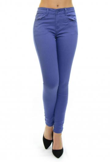 Pantaloni Inside Match Blue